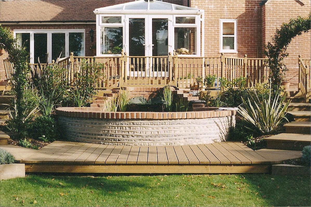 Garden Designers Oxfordshire