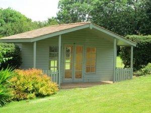 Bespoke Morston Summerhouse