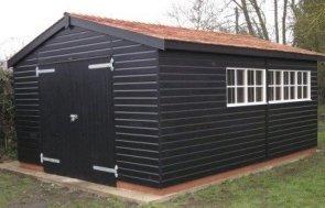Timber Garage Gallery