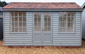 Holkham Summerhouse in Valtti Paint