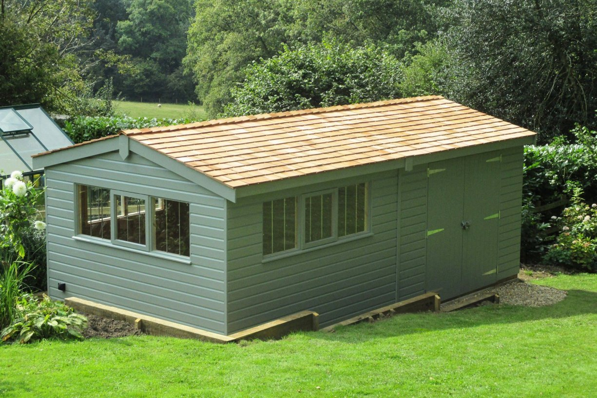 Why are we so proud of our Garden Sheds? & Garden Sheds | Free UK Delivery | Crane Garden Buildings