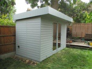 Salthouse Garden Studio Without Windows: Front