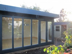 Salthouse Studio with Heavy Duty Flooring: Front