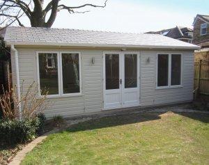 Garden Room In Putney: Front