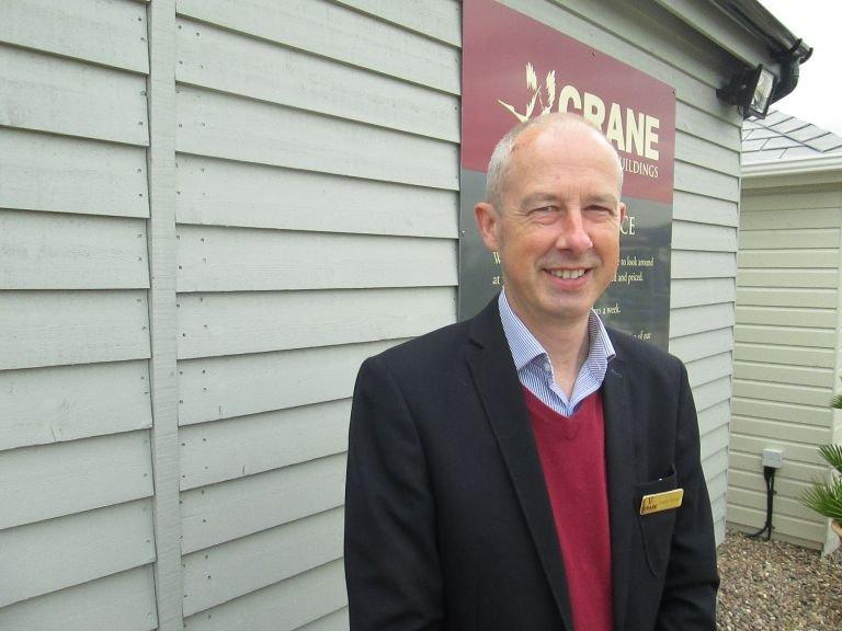 Simon<br/> Nottingham Sales Manager