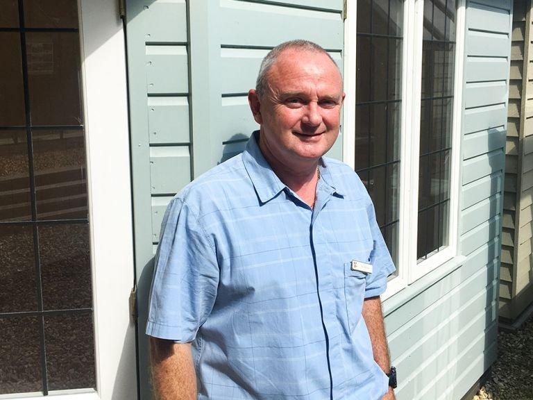 Paul<br/> Newbury Sales Manager