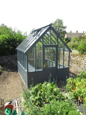 Greenhouse in Valtti Slate