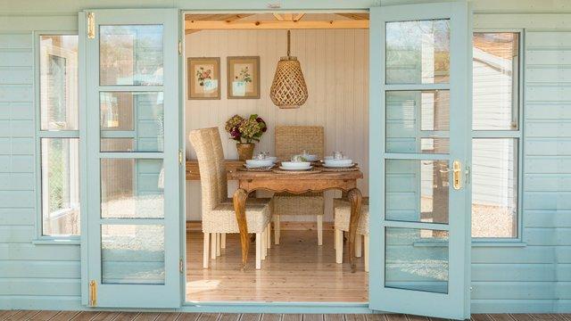 Why Choose a Crane Summerhouse